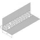 Угол защитный ПВХ с сеткой (фасад)